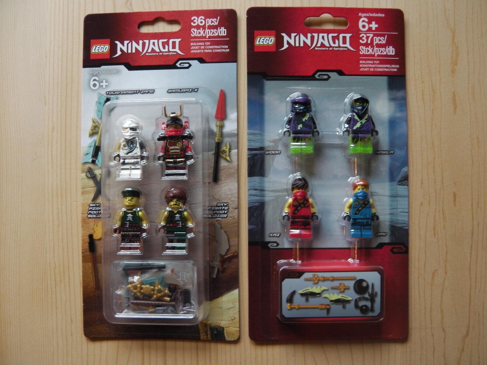 LEGO® NINJAGO™ (851342) Armee-Bauset + (853544) Zubehör-Set inkl Versand