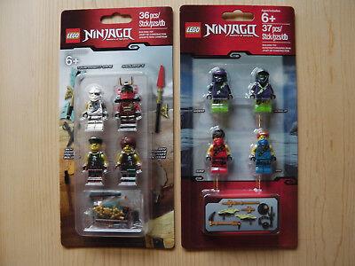 LEGO® NINJAGO® 853544 ZubehörSet NEU /& OVP Wettkampf Zane Samurai X Soldaten