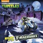 Night of the T-Machines by Pat Spaziante, Matthew Gilbert (Paperback, 2016)