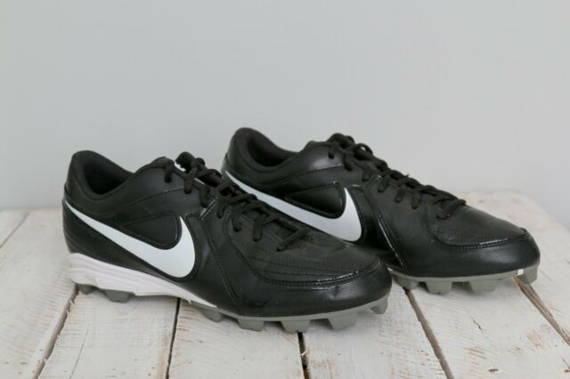 Nike Softball Cleats Black/White Unify