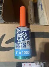 Pratt 5 X 1000 Ft Stretch Wrap 2 Pack