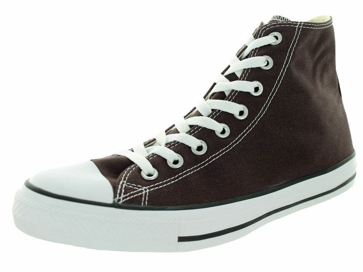 CONVERSE CHUCK TAYLOR HI AS CANVAS Uomo SHOES BURNT UMBER UMBER BURNT 149514F SIZE 11 NEW 500c1e