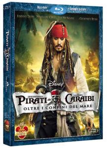 Blu-Ray-DVD-Pirati-dei-Caraibi-Oltre-i-Confini-del-Mare-JACK-SPARROW-ITALIANO