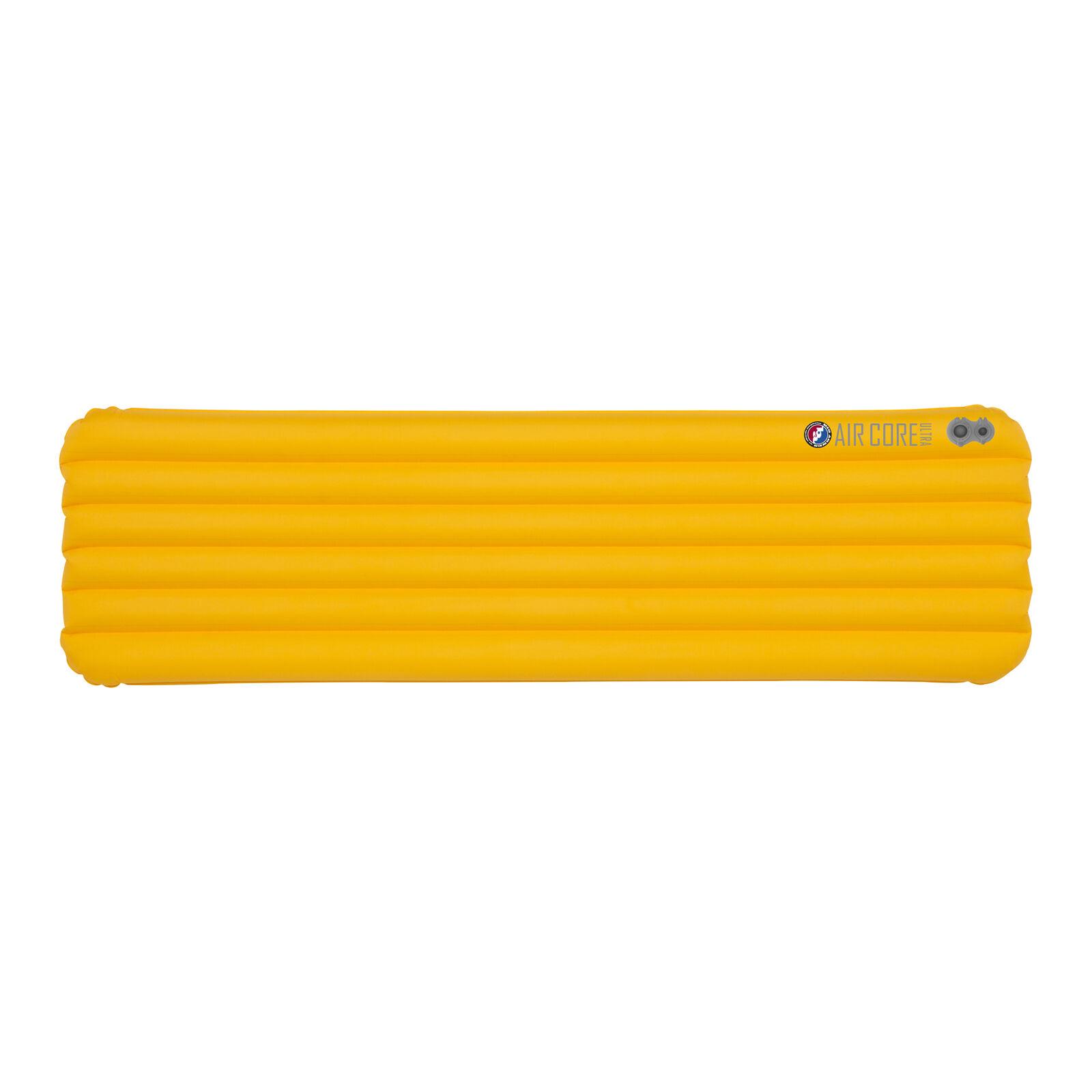 Big Agnes Air Core Ultra Sleeping Pad guld Reguljärt (20x72)