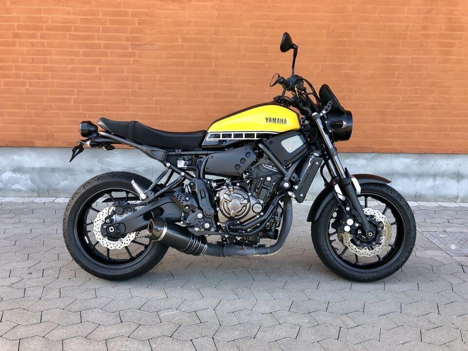 Yamaha, Yamaha XSR 700, ccm 700