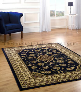 MEDIUM-EXTRA-LARGE-MAT-MIDNIGHT-BLUE-CLASSIC-CHINESE-STYLE-RUG-IN-3-SIZES