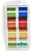 Madeira Metallic Thread Pack Classic 8 20928012