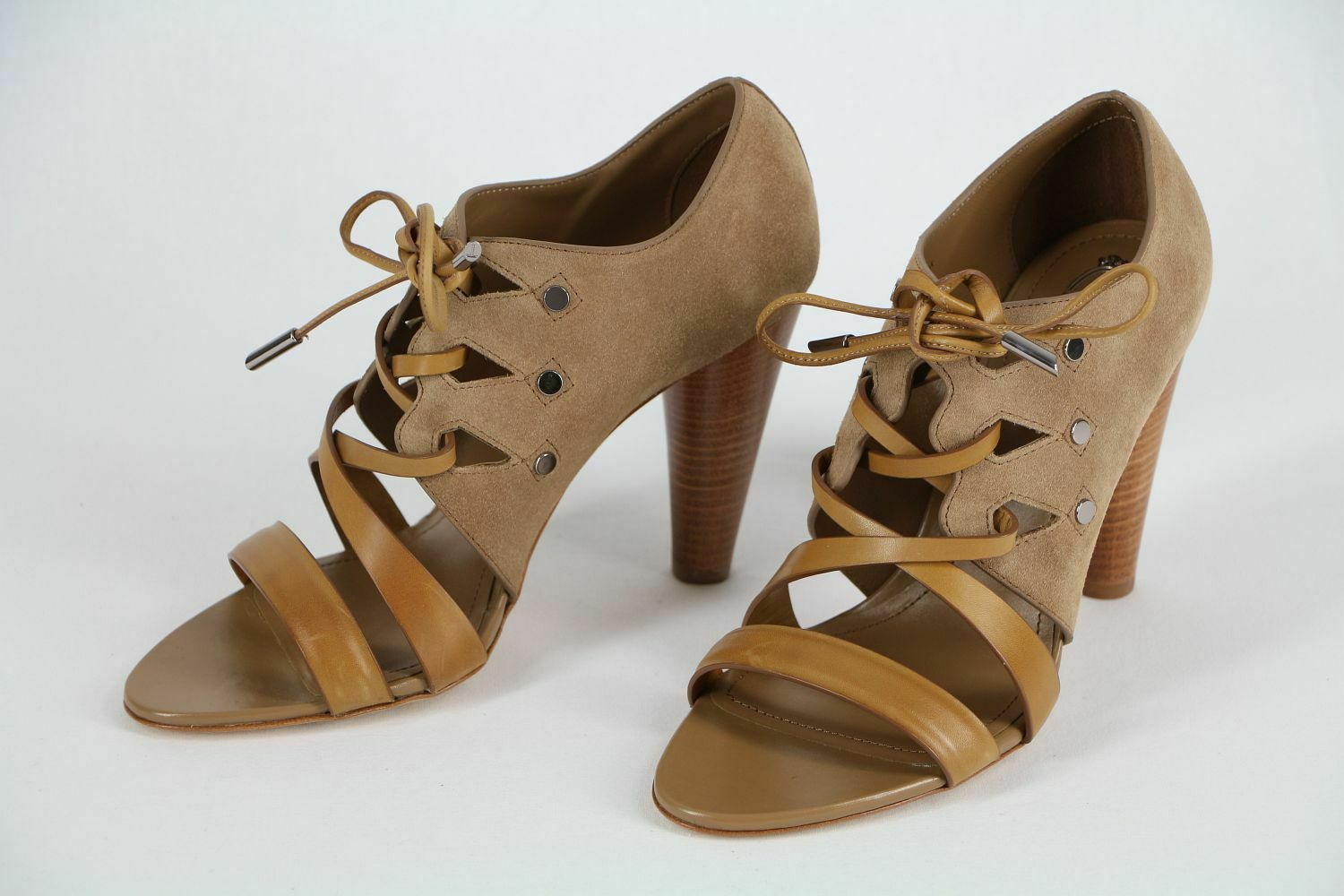 TOD'S Damen Sandalen, Gr. 37,5   UK 4.5   US 7.5  Made in