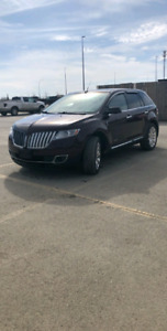 REDUCED 2011 Lincoln mkx limited edition