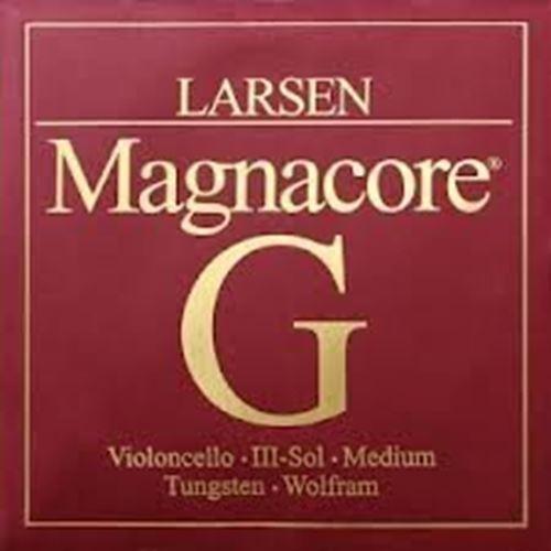 Larsen Magnacore 4 4 Cello G String - Tungsten Wolfram - Medium