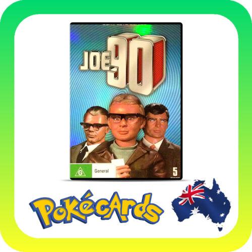 1 of 1 - Joe 90 (DVD, 2009, 5-Disc Set) - FREE POSTAGE!