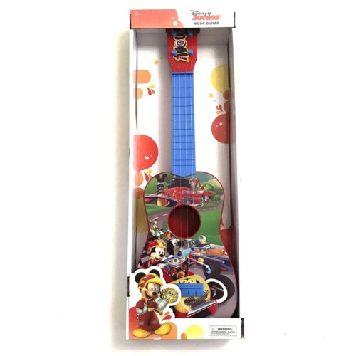 New Disney Junior Mickey Mouse Clubhouse Play Guitar Musical Instrument