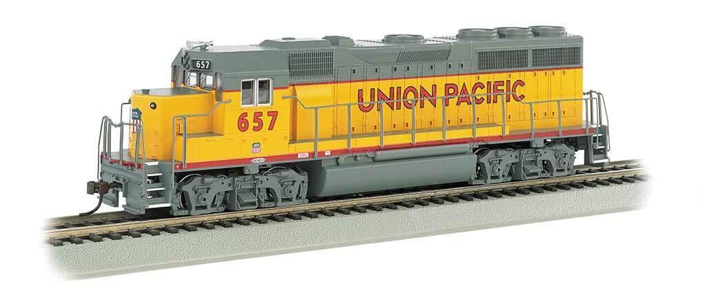 Pista N-Bachmann diesellok gp40 Union Pacific - 63562 nuevo