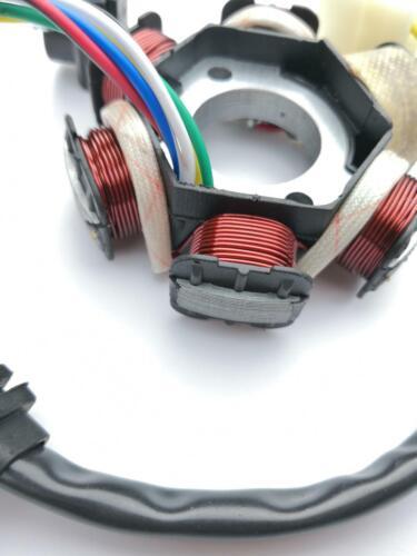 M6 Ignition Magneto Stator 50cc 110cc  KINROAD KANDI TRAILMASTER HAMMERHEAD