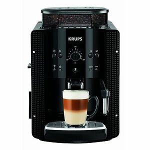 Krups-EA8108-Bean-To-Cup-Fully-Automatic-Espresso-Machine-WORLDWIDE-SHIPPING