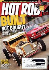 Hot Rod Magazine October 2011 How To Race In Autocross / Tips And Setup