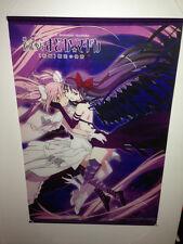 Akuma Devil Homura Madoka Madokami Goddess Wall Scroll Tapestry Rebellion PMMM