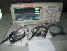 Digital 100mhz Oscilloscope 2channels 1gsas Usb 110 240v 7 Tft Lcd Ga1102cal