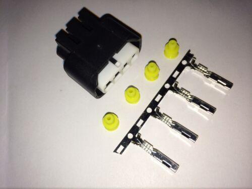 8 X Toyota Denso Coil on Plug Connector COP 1ZZ-FE 2ZZ-GE VVTI 90980-11885 LX30