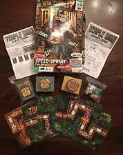Temple Run Danger Chase Board Game & Speed Sprint - 2 Games!!!