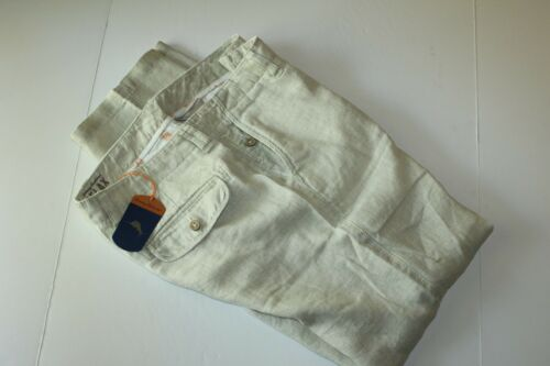 Tommy Bahama Pants Summerland Keys Natural Khaki TR18840 New 34 Waist  34x32