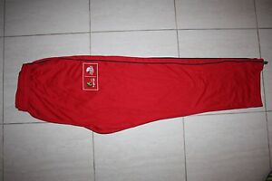 QLD Reds Rugby Mens Travel Track Pants, S M L XL, with defects