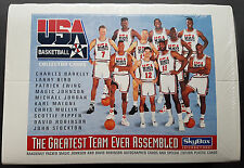 USA Dream Team 1992 Skybox Team USA Basketball Box Jordan NBA