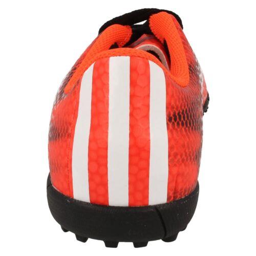 J noir Turf À Lacets Garçons Tf De F5 Chaussures Rouge Football Adidas Astro AqwggO6ET