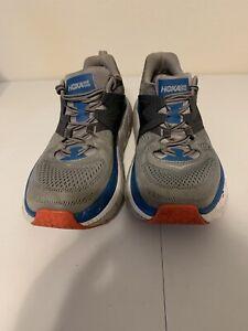 Hoka-One-One-Gaviota-2-1099717-Running-Shoes-Men-039-s-Size-11-Gray