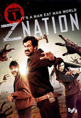 Z Nation: Season 1 (DVD, 2015, 3-Disc Set)