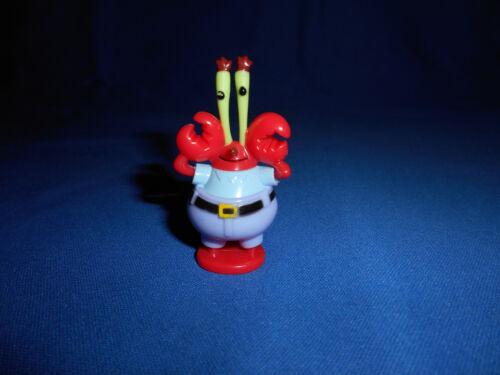 MR KRABS KRUSTY Figure SPONGEBOB SQUAREPANTS Plastic Figurine KINDER SURPRISE