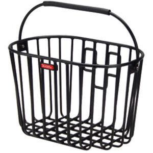 rixen kaul klickfix korb fahrradkorb vorne alumino. Black Bedroom Furniture Sets. Home Design Ideas