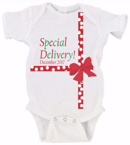 image is loading special delivery christmas baby 039 s first christmas