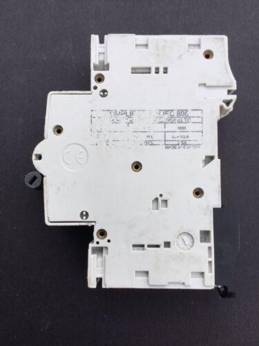 Newlec NLVB06 B6 6A MCB