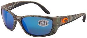 8ccb27f4196e2 Costa Del Mar Fisch Sunglasses FS-69-OBMGLP 580G Camo Blue Mirror ...