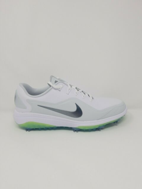 Mens Nike React Vapor 2 Golf Shoes White Green Sz 10.5 Bv1135 103 ...