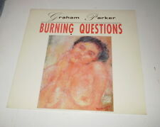 GRAHAM PARKER - BURNING QUESTIONS - LP MADE IN FRANCE - DEMON RECORDS - 1992