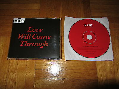 Love Will Come Through - Travis   CD   Recordsale