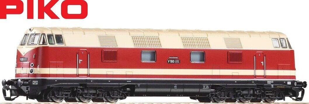 Piko Tt 47291 Locomotora Diésel V180 295 el Dr - Nuevo + Emb.orig
