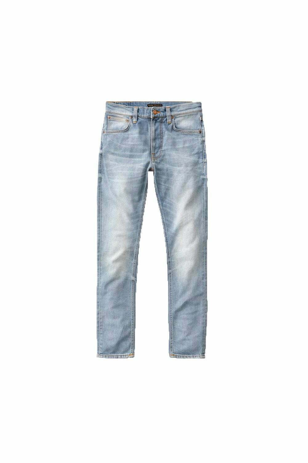 Nudie Jeans Co Lean Dean Slim Slim Slim Fit jeans usato (CROSS) 805465
