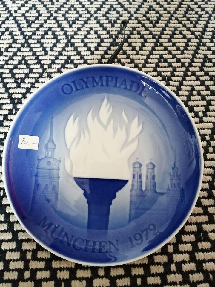 Olympiadeplatte München, , Bing & Grøndahl