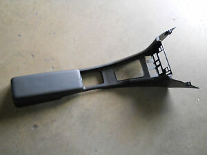 GENUINE-NISSAN-260Z-280Z-CENTER-CONSOLE-WITH-SLOT-FOR-CHOKE-LEVER-NEW-OEM