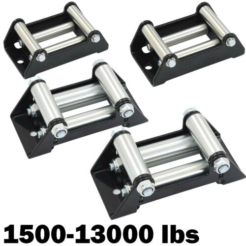 4-Wege Rollenseilfenster Seilfenster Rollenfenster für Seilwinde 1500-13000LBS
