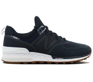 1e2c9b835f7c08 Das Bild wird geladen New-Balance-Lifestyle-574-MS574EMB-Herren-Sneaker- Schuhe-