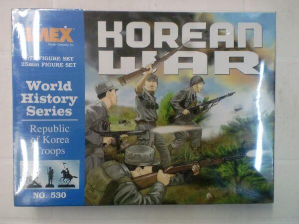 Imex Figurini 1/72 - Korean War - Troops Alleviare I Reumatismi