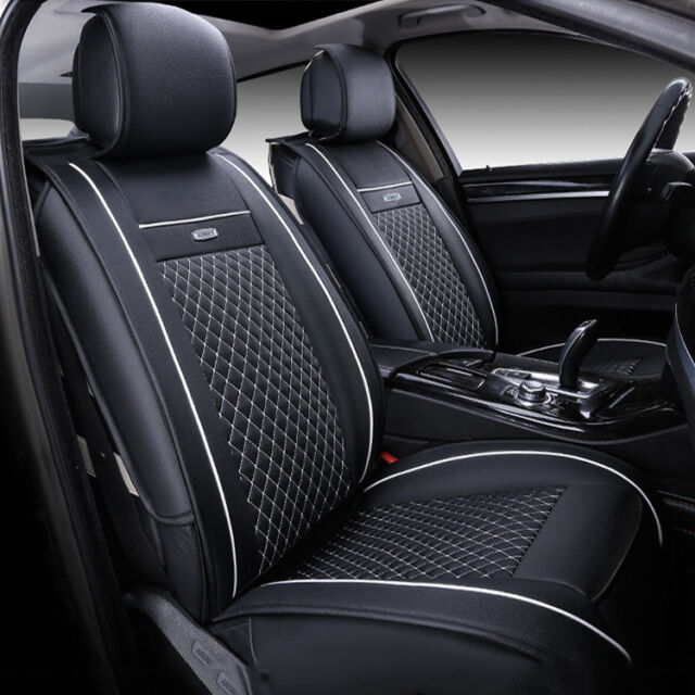 Pleasant Full Set Car Seat Cover Chair Cushion Fits 2014 2016 Nissan Rogue 4 Colors Wcv Black Red Ibusinesslaw Wood Chair Design Ideas Ibusinesslaworg