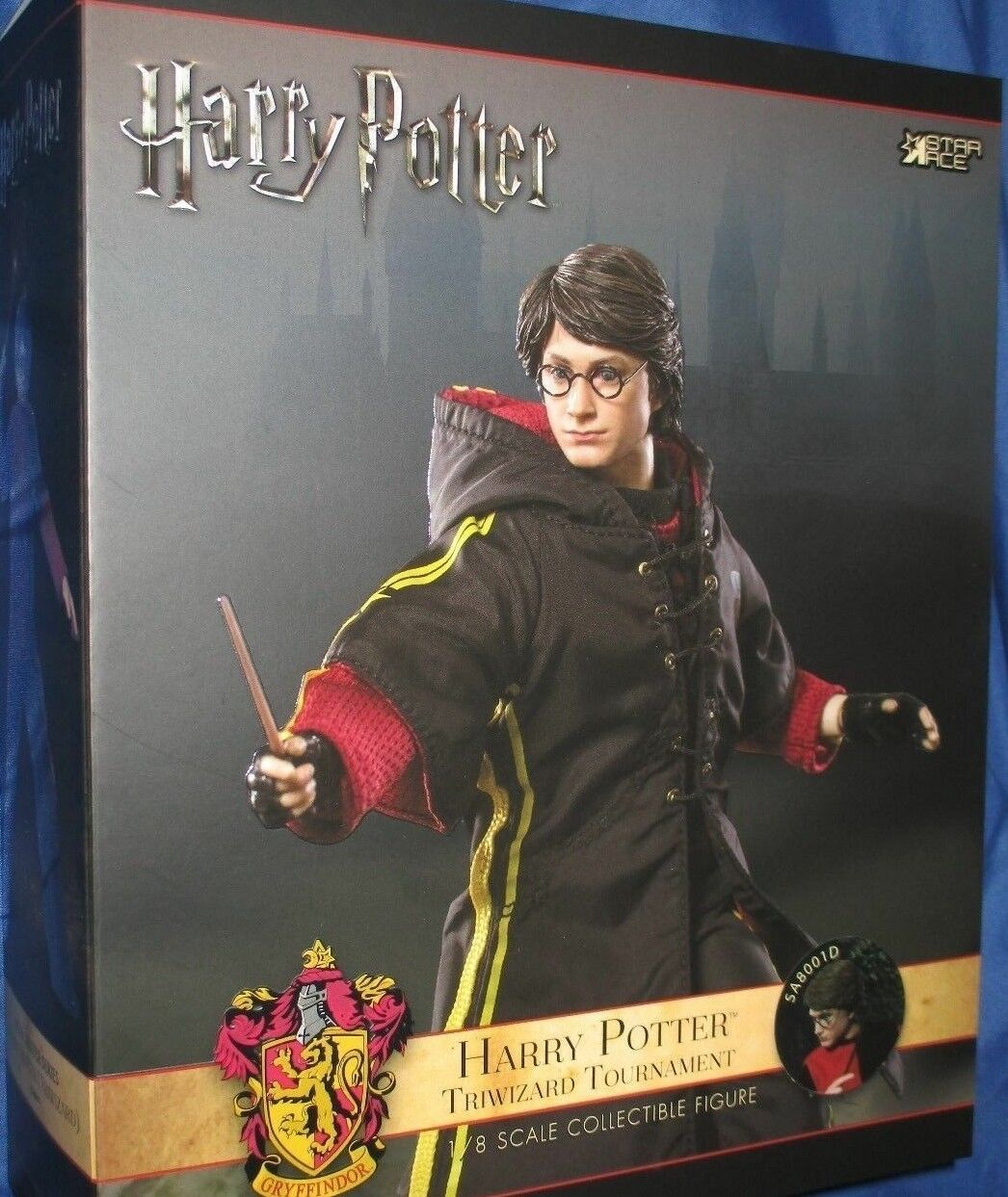 HARRY POTTER TRIWIZARD 1 8 SCALE COLLECTIBLE FIGURE BRAND NEW NEW NEW SA8001D STAR ACE 048383