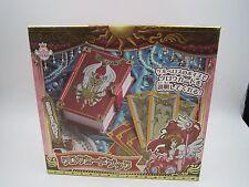 Cardcaptor Sakura CCS Clow Card Book With Cerberus Voice Takara Tomy Japan Clamp