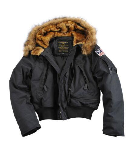 Alpha Industries Hommes Polaire Veste SV Men Jacket Veste D'hiver S M L XL XXL 3xl