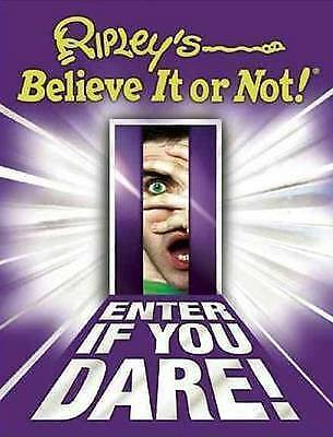 1 of 1 - Ripley's Believe it or Not! Enter If You Dare!: Bk. 7 by Ripley'S Believe It or